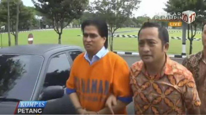 Penyidik Polda Jawa Timur telah melimpahkan berkas Taat Pribadi dalam kasus pembunuhan Abdul Ghani ke Kejaksaan Tinggi Jawa Timur. Tapi berkas kasus pencucian uang dan penipuan masih belum dilimpahkan. (Capture Youtube)