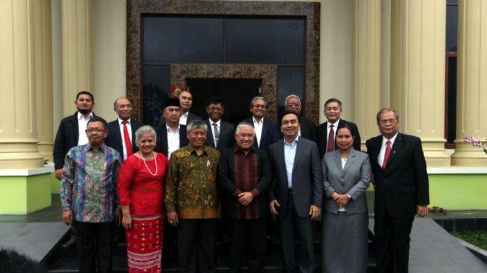 Din Syamsuddin: Indonesia Pernah Menjadi Role Model Kerukunan Umat Beragama di Dunia