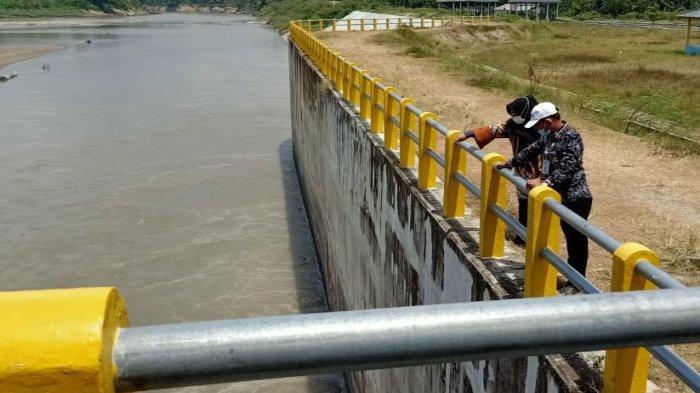 Belerang Gunung Sinabung Diduga Cemari Sungai, Ini Langkah Pemerintah Sumut