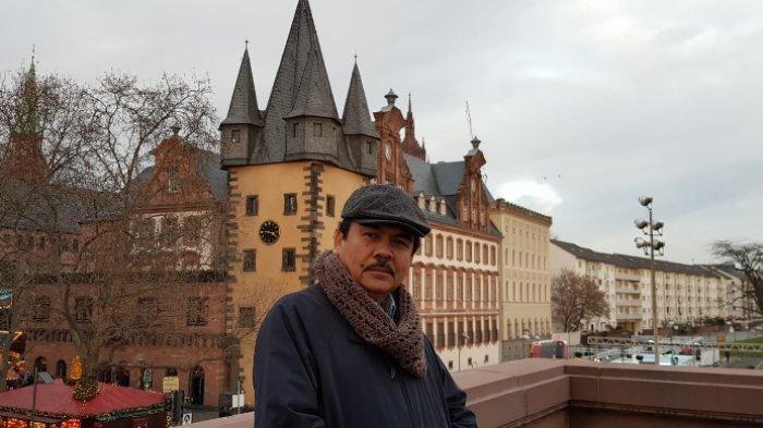 Dua Tahun Ramadan di Frankfurt, Diplomat Abdul Mun'im Kagum Eratnya Kekeluargaan Muslim Indonesia