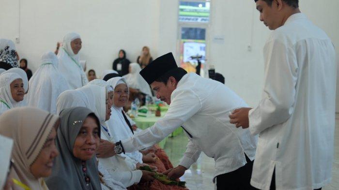 Jemaah yang Ikuti Manasik Haji Bank Sumut Tiap Tahun Terus Bertambah