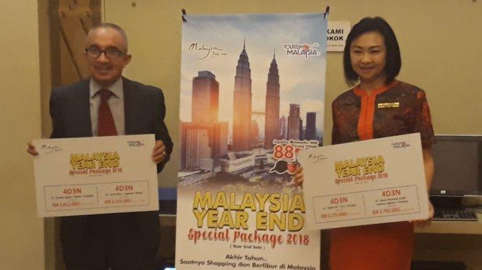 Buruan, Tourism Malaysia Medan Bersama Raya Utama Travel Siapkan Paket Murah Liburan ke Malaysia
