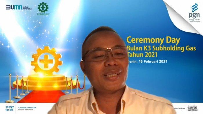 Peringati Bulan K3 Nasional, PGN Komitmen Tingkatkan Implementasi K3 di Lingkungan Kerja