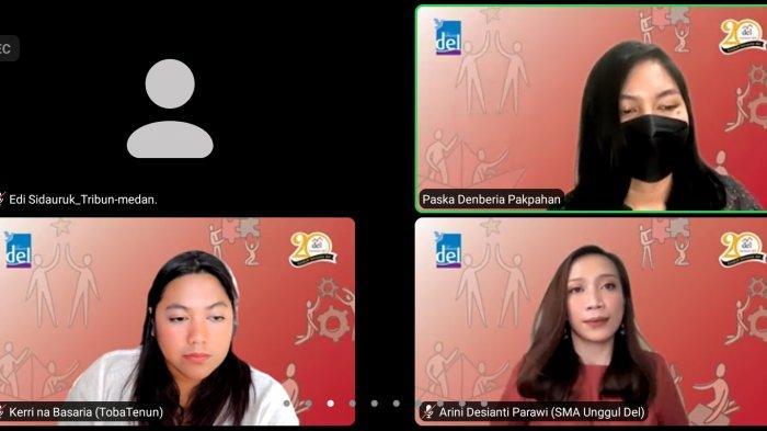 SMA Unggul Del Akan Gelar PenampilanSeni Virtual Bertajuk Nada Untuk Cita