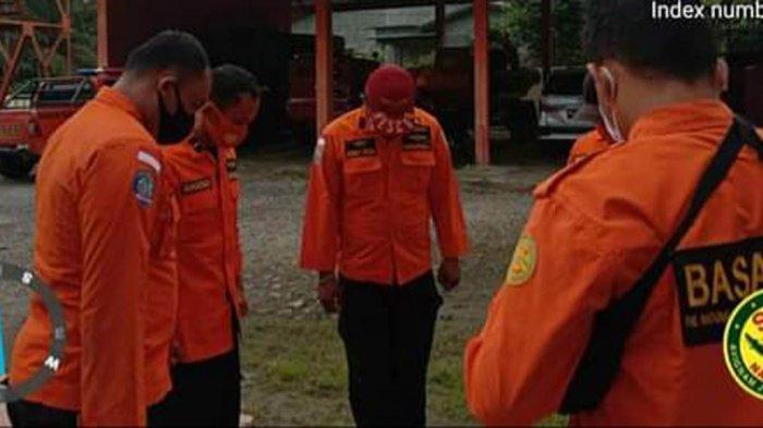Seorang Warga Diterkam Buaya, Petugas Pos SAR Tanjungbalai Berangkat ke Sungai Simangalam Labura