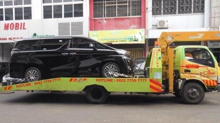 Tribunwiki Dua Penyedia Jasa Mobil Derek 24 Jam Di Kota Medan Halaman 2 Tribun Medan