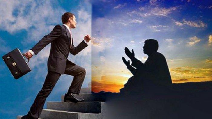 Doa Agar Segera Dapat Pekerjaan, Bersama Kesulitan Pasti Ada Kemudahan, Jangan Berputus Asa