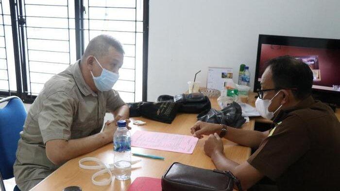 Dokter Indra Wirawan, dokter di Rumah Tahanan Negara (Rutan) Tanjung Gusta Medan.