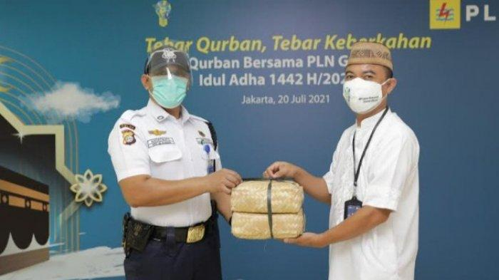 PLN Sumbangkan 2.977 Hewan Kurban di Momen Idul Adha