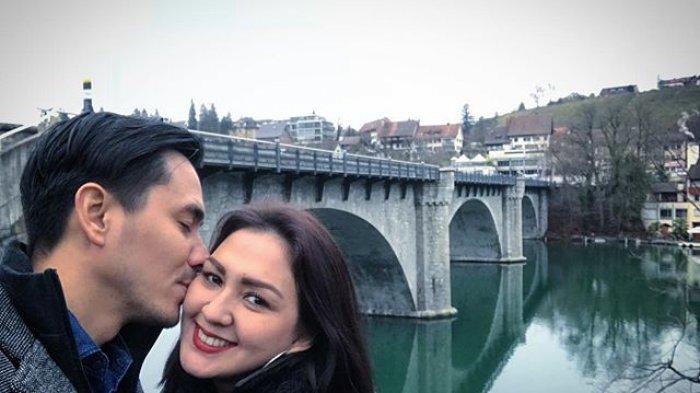 Darius dan Donna Agnesia.
