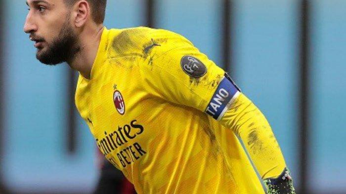 Donnarumma Dipantau 4 Klub Raksasa, Usai Tolak 2 Tawaran Perpanjangan Kontra dari AC Milan