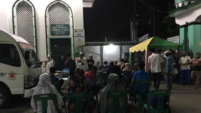 Stok Darah Selama Pandemi Berkurang, BKM Al Ishlah Gelar Aksi Donor Darah Bersama PMI