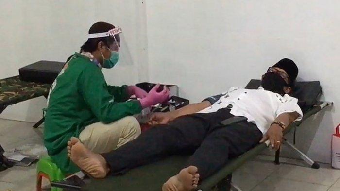 Stok Kantong Darah Menipis hingga Kurang dari 200 Kantong, PMI Medan Buka 24 jam untuk Pendonor