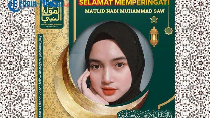 20 Link Twibbon Perayaan Maulid Nabi Muhammad SAW 2021