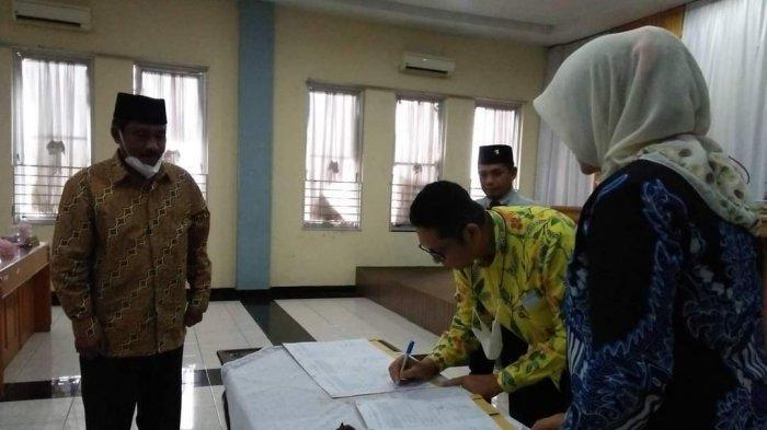 Juliadi Tidak Hadiri Pleno Penetapan Wali Kota Binjai Terpilih