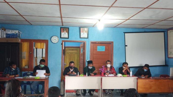 DPRD Samosir Berkomitmen Tetapkan Ranperda Pengakuan Tanah Ulayat di Tahun 2021