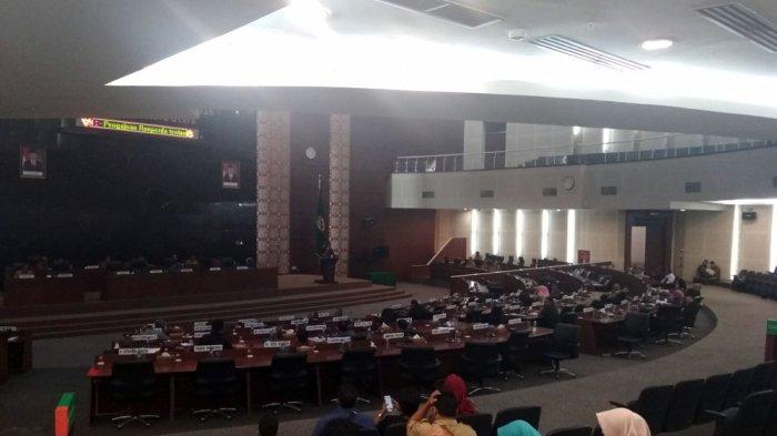 Kemanalah Para Wakil Rakyat? Hanya 26 Orang yang Hadir Rapat Paripurna DPRD Sumut