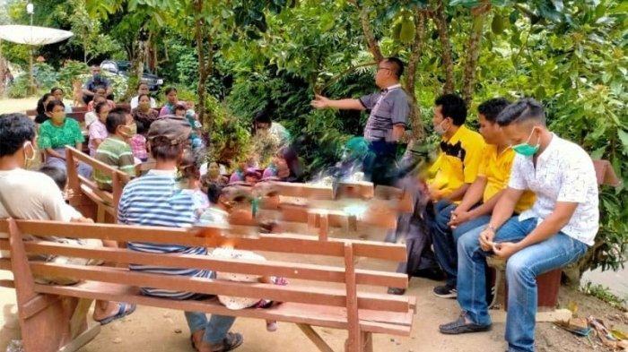 Curhat Petani Taput Saat Reses DPRD, Sulit Dapat Pupuk Subsidi, Perbaikan Jalan, hingga Bibit Durian