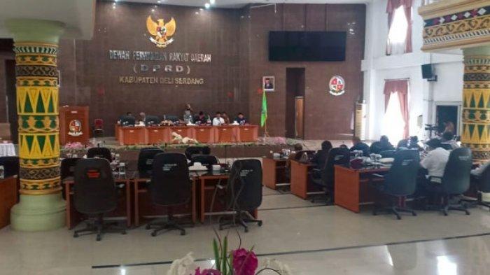 Anggota Dewan Berang Bupati Deliserdang dan Perwakilan Pemkab Tak Hadiri Rapat