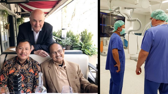 Ini Foto-foto Dokter Terawan Jalin Kerja Sama Riset dengan RS di Jerman, Hingga Bertemu BJ Habibie!