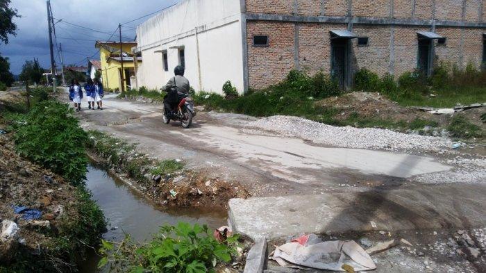 Makan Biaya Rp 2,8 Miliar, Proyek Drainase Humbahas SepertiTambal Sulam