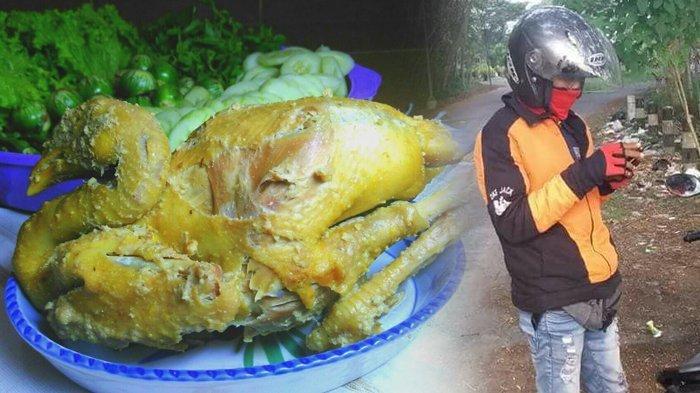 Orderan Jam 2 Subuh yang Bikin Driver Online Merinding Bawa Pesanan Ayam dekat Kuburan