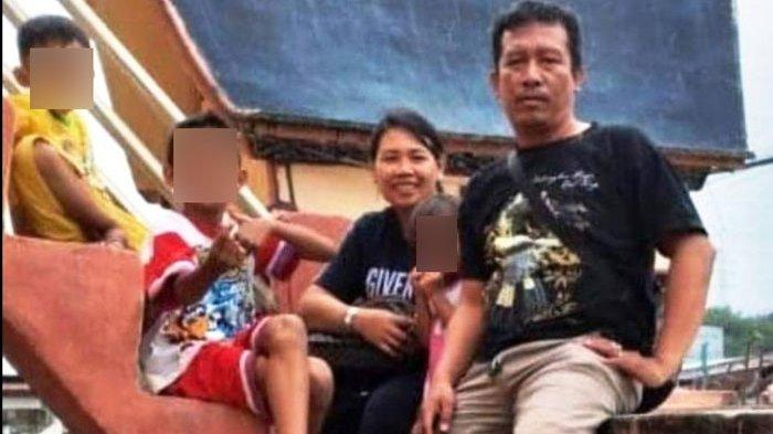 Anak Baru Lahir Usia 10 Hari, Driver Ojol Iwan Nainggolan Ditemukan Tewas dengan Luka Tusuk di Leher