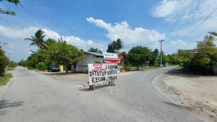 Dua Dusun di Deliserdang Lockdown Akibat Covid-19