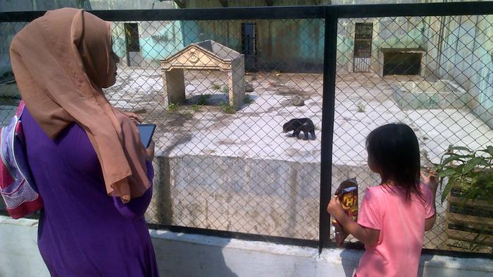 Libur Paskah, Pengunjung Medan Zoo Tembus 1.915 Orang