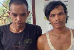 Asyik Gunakan Sabu di Kandang Ayam, Dua Pecandu Narkoba tak Tahu Diincar Polisi
