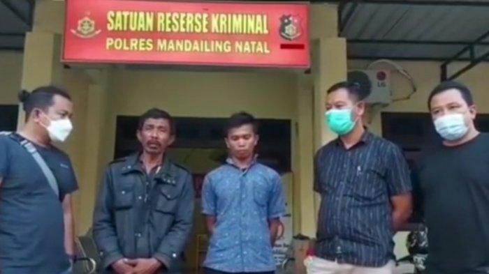 AKHIRNYA Preman yang Memalak Sopir Truk di Jalinsum Perbatasan Sumut-Sumbar Ditangkap Polisi