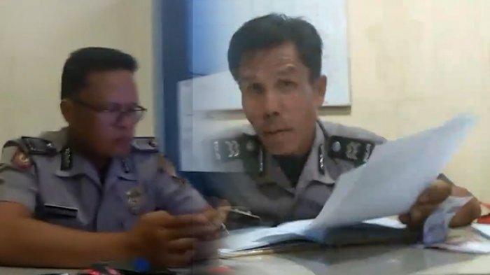 Dua Polisi Diduga Lakukan Pungli Pakai Bahasa Batak hingga Videonya Jadi Viral