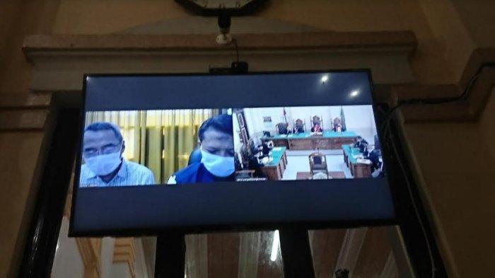 Korupsi 32 Miliar Lebih, Direktur PT Tanjung Siram dan Eks Kacab Mandiri Dituntut 14 Tahun Penjara