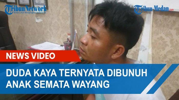 TAK Disangka, Pembunuh Duda Kaya di Air Joman Ternyata Anak Tunggal, Berpura-pura Lapor Polisi