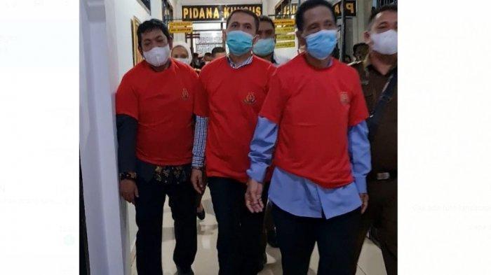 Besok, Mantan Rektor UINSU yang Korupsi Diadili di PN Tipikor Medan