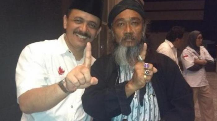 Ini Pengakuan Pria yang Gelar Ritual Saat Tim Prabowo Daftarkan Gugatan