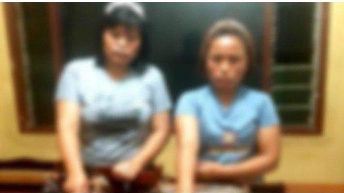 Tak Dipinjami Duit, Dua Wanita Ini Tega Bunuh Portan Tumanggor lalu Gantung Jasadnya di Pohon
