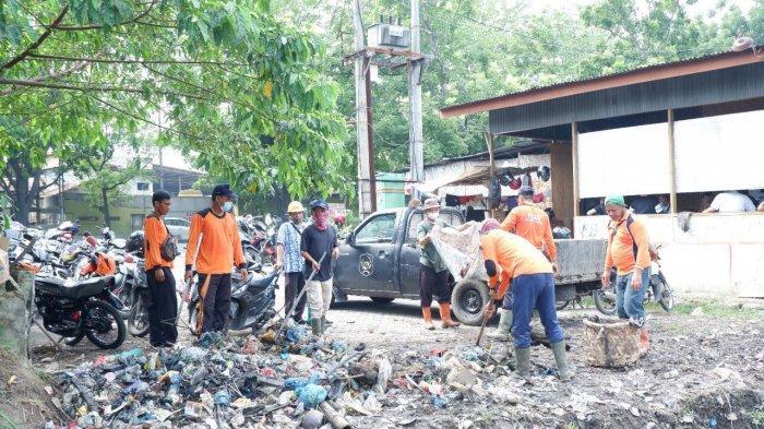 Wujudkan Medan Bebas Banjir, Kecamatan Lebih Responsif Terhadap Kebersihan Drainase