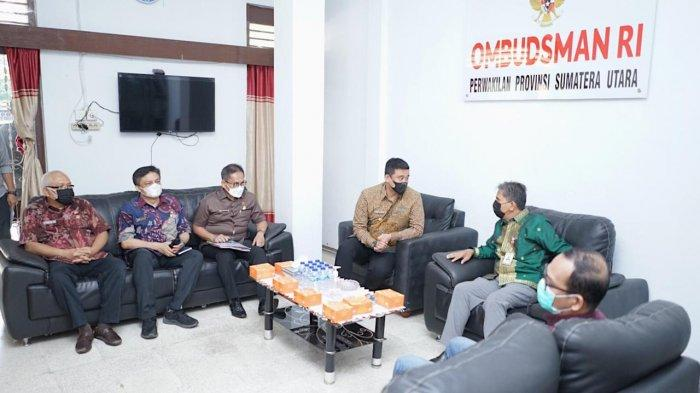 Usai Terima Laporan dari Ombudsman, Bobby Nasution Segera Evaluasi Manajemen RSUD Pirngadi Medan