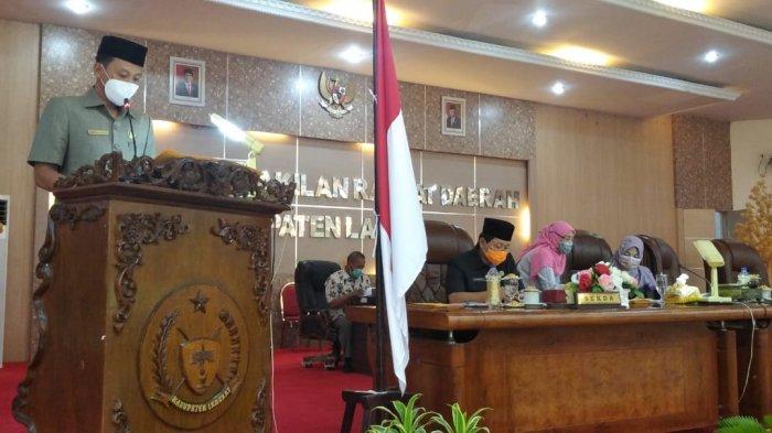 Sribana Harapkan Pokok Pikiran Anggota Dewan Jadi Prioritas Pembangunan
