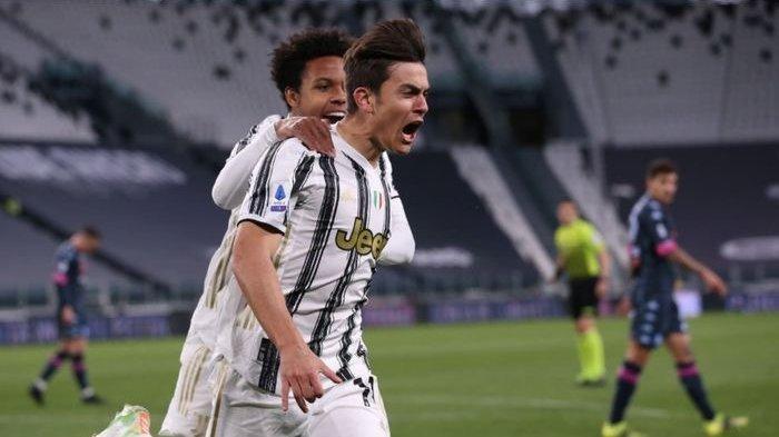 LIGA ITALIA - Massimiliano Allegri Jadikan Dybala Sentral Proyek Juventus, Siapkan 2 Opsi Posisi