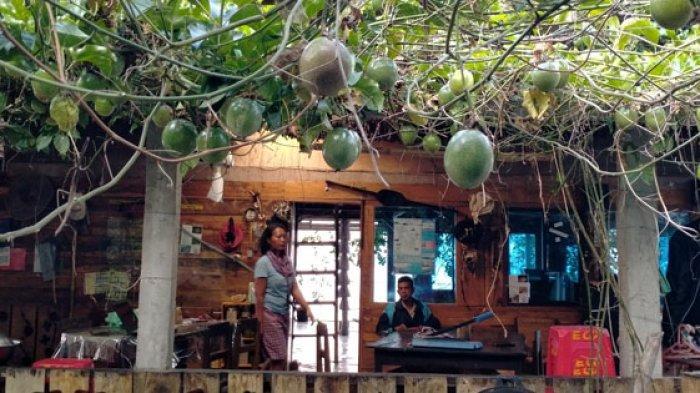 Raja Belanda Percepat Kunjungan ke Danau Toba, Datangi Eco Village Samosir & Makan Malam di Parapat