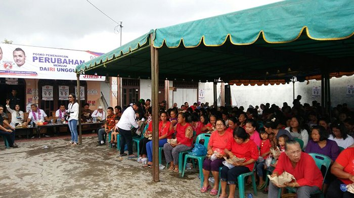 Warga Desa Kuta Gambir Minim Jaminan Kesehatan, Ini Tanggapan Eddy Berutu