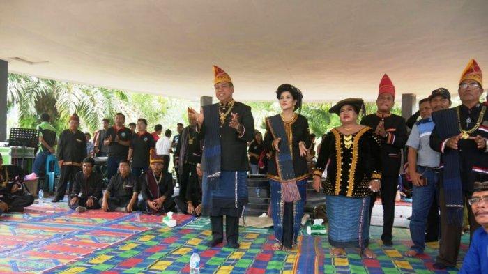 Eddy Berutu Diberangkatkan PB3I untuk Bertarung di Pilkada Dairi