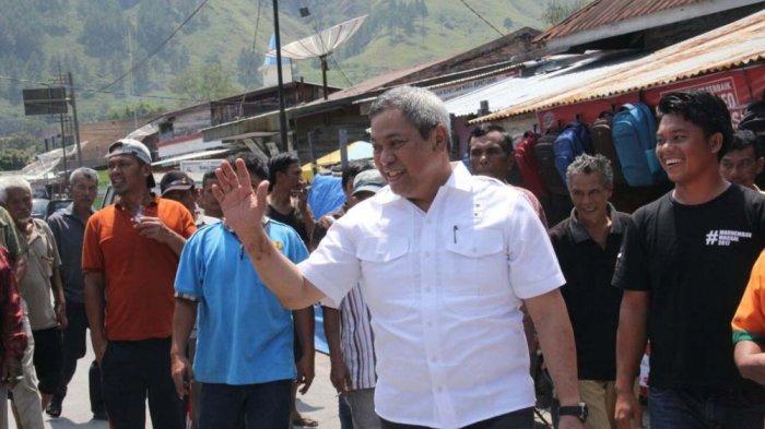 Kunjungi Kecamatan Silalahi, Eddy Berutu: Masih Banyak Potensi Yang Terhambat