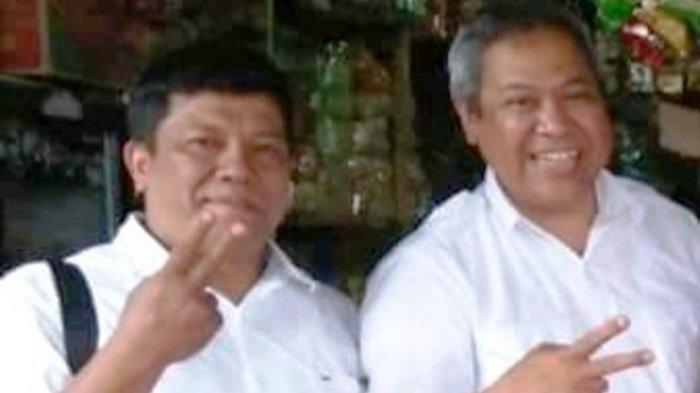 Meski Partai Berbeda Dukungan, Mantan Sekretaris PAN Dairi Marjan Tetap Dukung Eddy-Jimmy