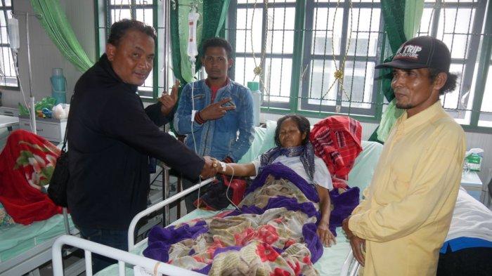 Relawan Eddy-Jimmy Lakukan Aksi Donor Darah di RSUD Sidikalang