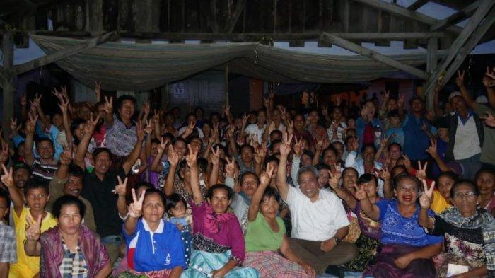 Warga Mendambakan Jalan Mulus,  Eddy Berutu: Perbaikan Infrastruktur Prioritas Kami