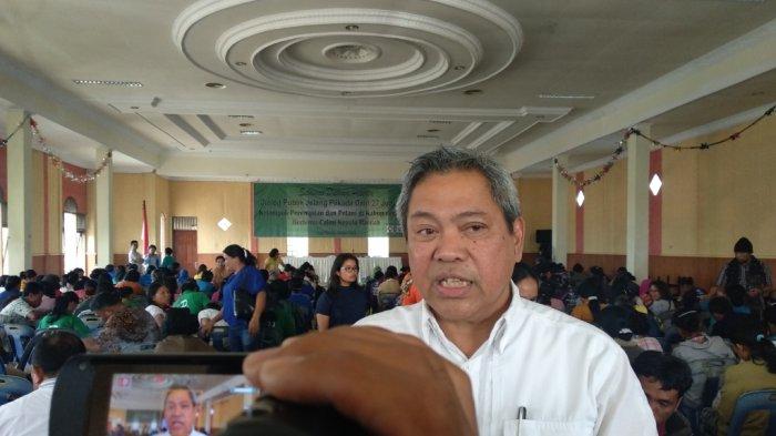 Dialog Publik dengan Petani, Eddy Berutu Sampaikan Program Kartu Pertanian