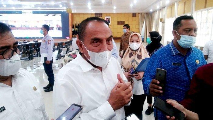 Sikap Tegas Gubernur Edy Rahmayadi, Kesawan City Walk Harus Tutup Sesuai Ketentuan